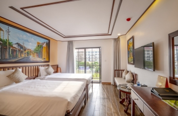 Superior Double or Twin Room Balcony
